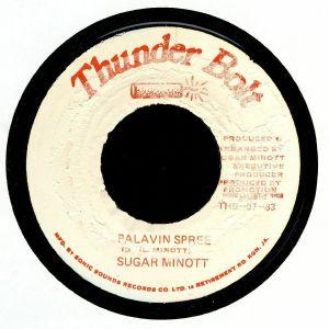 MINOTT, Sugar - Palavin Spree