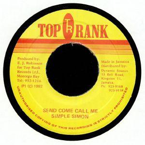SIMPLE SIMON - Send Come Call Me