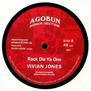 JONES, Vivian - Rock Dis Ya One