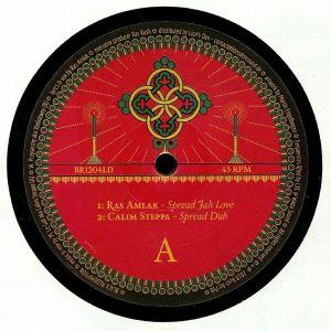 RAS AMLAK/CALIM STEPPA/VIOLINBWOY - Spread Jah Love
