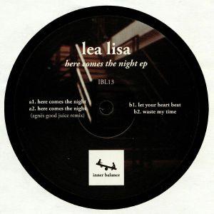 LISA, Lea - Here Comes The Night EP