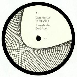 CLEROMANCER/INNERSHADES/DERDIEDAS/ARSONIST RECORDER - ZwaarteKracht 1