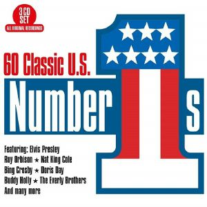 VARIOUS - 60 Classic US Number Ones