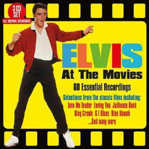 PRESLEY, Elvis - Elvis At The Movies: 60 Essential Recordings