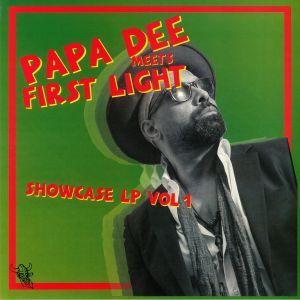 PAPA DEE meets FIRST LIGHT - Showcase LP Vol 1