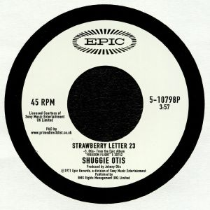 OTIS, Shuggie - Strawberry Letter 23 (reissue) (remastered) (Record Store Day 2019)