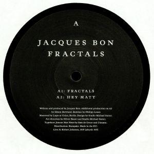 BON, Jacques - Fractals