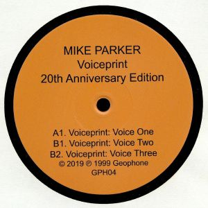 PARKER, Mike - Voiceprint: 20th Anniversary Edition