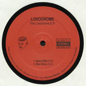 LOXODROME - The Loxodrome EP (reissue)