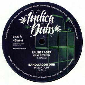 EARL SIXTEEN/INDICA DUBS/CULTURE FREEMAN/VIBRONICS - False Rasta
