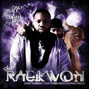 RAEKWON - Only Built For Vol 2 (10th Anniversary Edition)