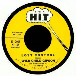 WILD CHILD GIPSON/FREDDIE TIEKEN & THE ROCKERS - Lost Control