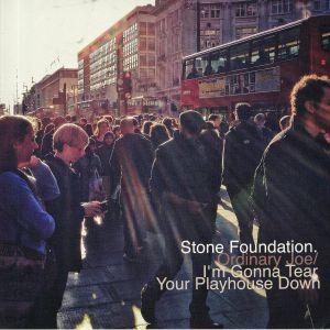 STONE FOUNDATION - Ordinary Joe