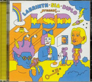 LABRINTH/SIA/DIPLO present LSD - Labrinth Sia & Diplo Present LSD