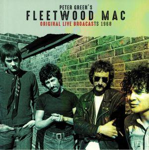 PETER GREEN'S FLEETWOOD MAC - Original Live Broadcast 1968