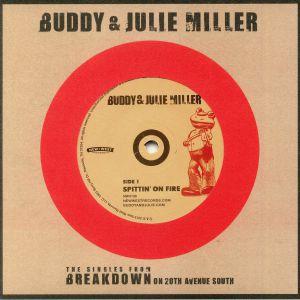 BUDDY & JULIE MILLER - Spittin' On Fire