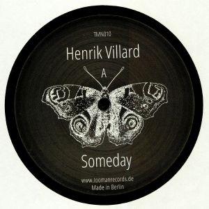 VILLARD, Henrik - Someday