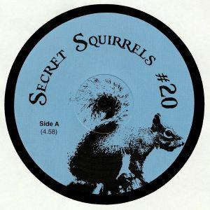 SECRET SQUIRREL - Secret Squirrels #20