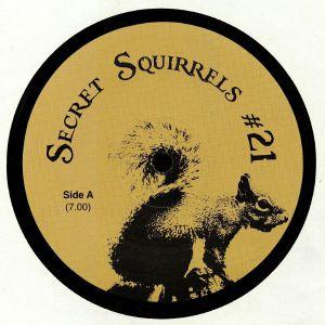 SECRET SQUIRREL - Secret Squirrels #21