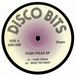 DISCO BITS - Funk Freak EP
