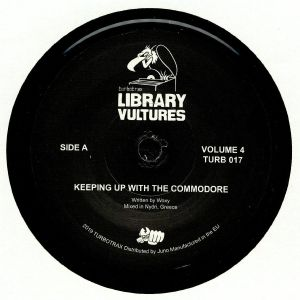 LIBRARY VULTURES - Vol 4