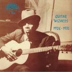 VARIOUS - Guitar Wizards 1926-1935