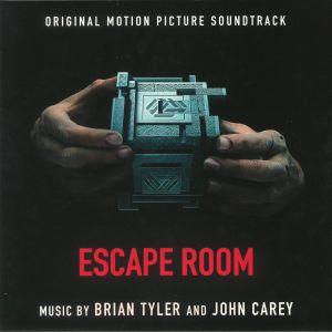 TYLER, Brian/JOHN CAREY - Escape Room (Soundtrack)