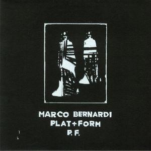 BERNARDI, Marco - Plat & Form PF