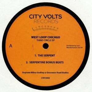 WEST LOOP CHICAGO - CVR 003