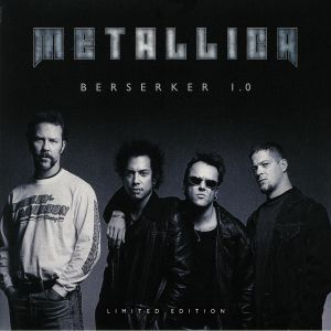 METALLICA - Berserker 1.0