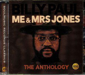 PAUL, Billy - Me & Mrs Jones: The Anthology