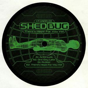 SHEDBUG - There's Hope For You Yet