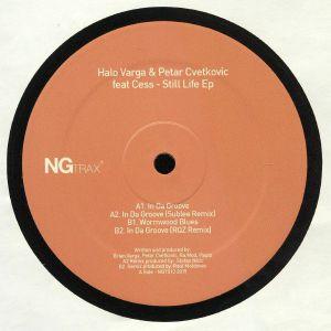 HALO VARGA/PETAR CVETKOVIC feat CESS - Still Life EP