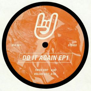 TWICE/VOLCOV - Do It Again EP 1 (Record Store Day 2019)