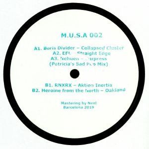V V A A  – Raval Rave Breakers Pts 1 [MUSA002]   The