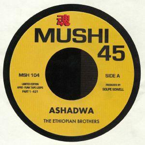 ETHIOPIAN BROTHERS, The - Ashadwa