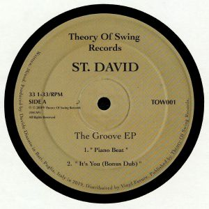 ST DAVID - The Groove EP