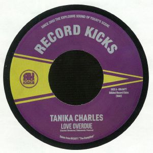 CHARLES, Tanika - Love Overdue