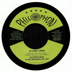 OHO, Alogte & HIS SOUNDS OF JOY - Allema Timba