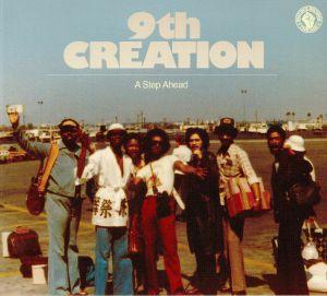 9TH CREATION, The - A Step Ahead (reissue)