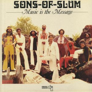 SONS OF SLUM - Music Is The Message