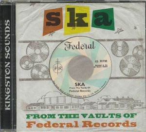 VARIOUS - Ska: From The Vaults Of Federal Records