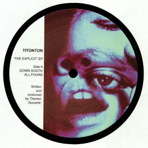 TITONTON - The Explicit EP (reissue)