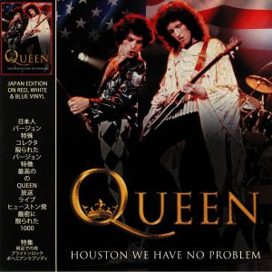 QUEEN - Houston We Have No Problem (Japan Edition)