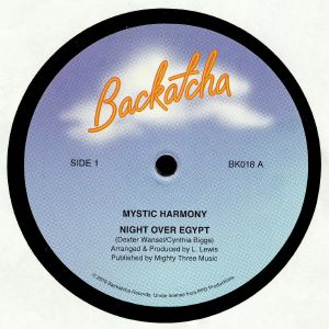 MYSTIC HARMONY - Night Over Egypt