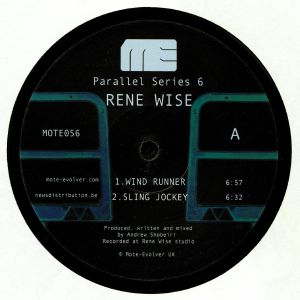 WISE, Rene/BILLY TURNER - Parellel Series 6
