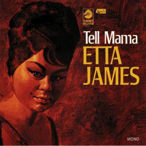 JAMES, Etta - Tell Mama (mono) (reissue)