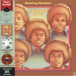JACKSON 5, The - Dancing Machine (reissue)