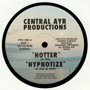 CENTRAL AYR PRODUCTIONS - Hotter