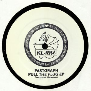 FASTGRAPH - Pull The Plug EP (reissue)